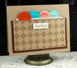 Dawn McVey - Mini Scrapbook Series: Tabs