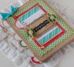 Betsy Veldman - Mini Scrapbook Series: Tabs