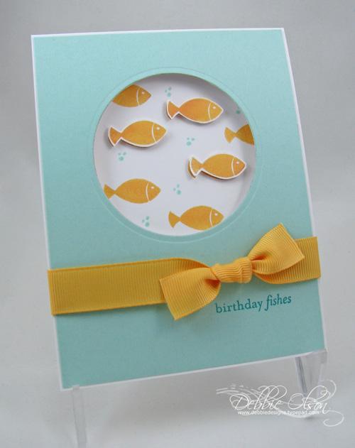 School of Birthday Fishes