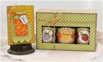 Jam and Marmalade gift set closed
