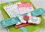 Bingo Collage Thank You Detail