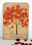 Kim Hughes - Falling Leaves