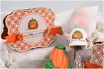 My Little Pumpkin Halloween set detail