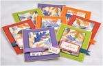 Leaf Prints Card Set