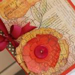 Betsy Veldman - Year of Flowers: Marigolds