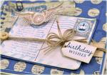 Postage Birthday detail