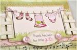 Thank Heaven for Little Girls detail