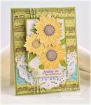 Debbie Olson - Simple Sunflower