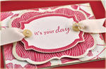 It's Your Day detail
