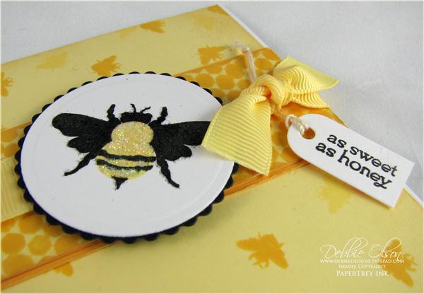 As Sweet As Honey detail