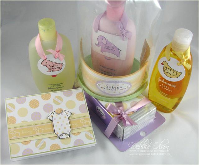 Bitty Baby Blessings Bath Set