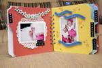 Baby Star Mini Album Page 2-3