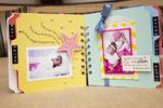 Baby Star Mini Album Page 4-5