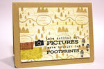 Pictures & Footprints Card