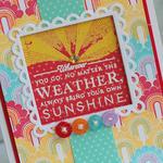 Betsy Veldman - Background Basics: Rainbows