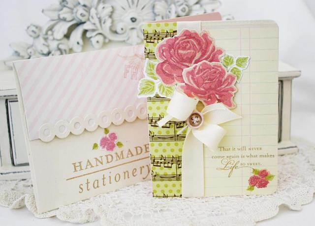 The Sweet Life Card and Envelope