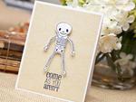 Ashley Cannon Newell - Mr. Bones
