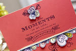Quilled Moments card