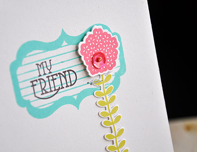 My Friend Card Detail