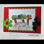 Mailbox Greetings by Monika