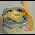 Embrace Happiness Tin