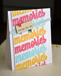 Maile Belles - Wonderful Words: Memories