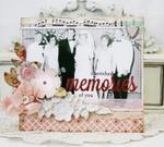 Melissa Phillips - Wonderful Words - Memories