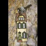 Home Sweet Home Housewarming Keychain