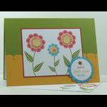Geny Cassady - Floral Frenzy