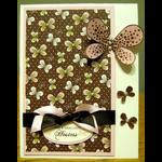 Chocolate Remix Butterflies