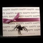 Happy Halloween...Paper Tray Style