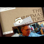 The Christmas Story - hidden journaling tag
