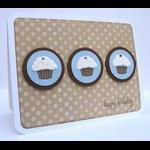 Three Little Cupcakes