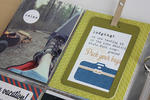 Pack Your Bags Layout - left side detail