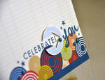 Celebrate You Card Detail