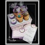 Recipe Box and Recipe Box Label - Lauren Meader
