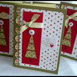 'O Christmas Tree Holiday Card Set