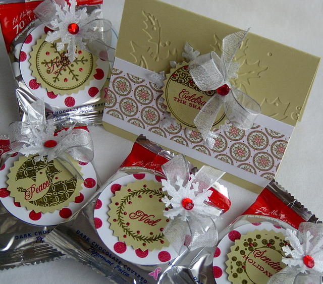 Holiday Tags - gifts