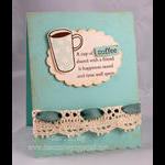 Cup of Coffee card