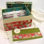 Debbie Olson - Recipe Box and Recipe Box Label