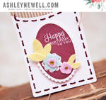 Ashley Cannon Newell - 2015 Birthday Tags