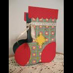 Christmas Stocking by Jeni Benson