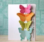 Laura Bassen - Beautiful Butterflies Layers