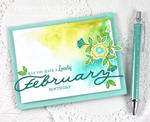 Dawn McVey - Monthly Moments: Year Round Mini