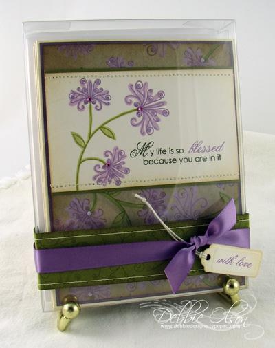 Heartfelt Basics Boxed Card Set
