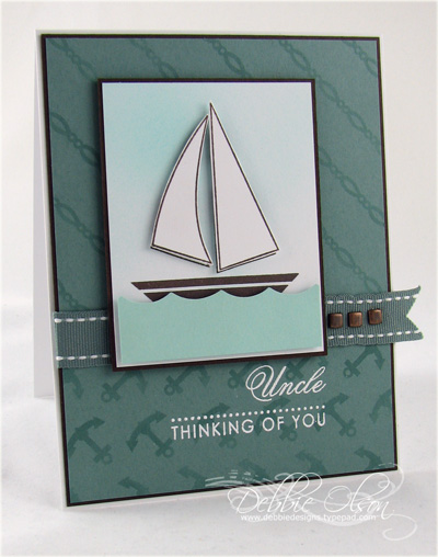 Men of Life: Uncle Thinking of You card