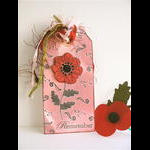 Nov - Armistice Day poppy (stamp set released before Sep 2008)