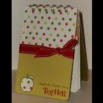 Teacher Gift - Desk Calendar (front)