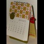 Teacher Gift - Desk Calendar (pages 1)