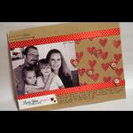 Heather Nichols - Heart Prints/Heart Prints Sentiments